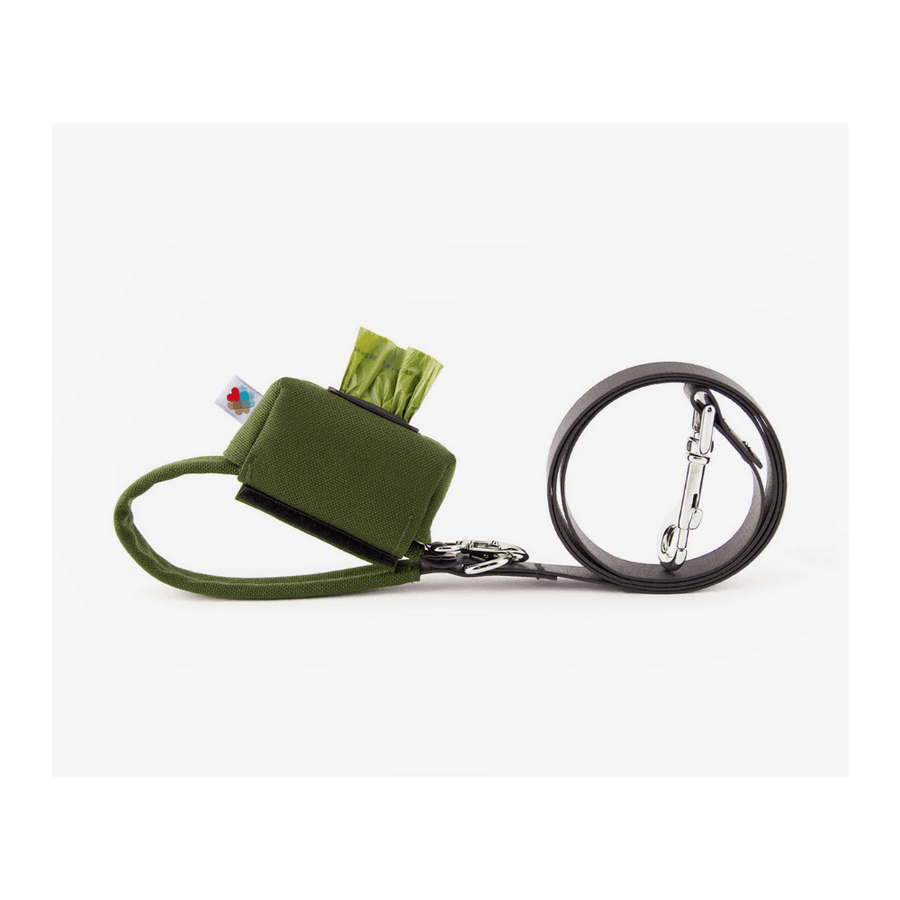 Funston Waterproof Dog Leash - Olive Green