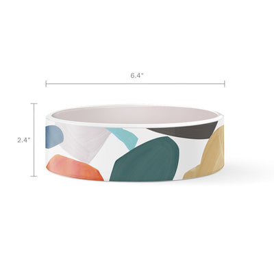 Canvas Shape Pet Bowl