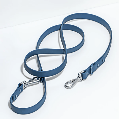 Durable Dog Leash - Navy (Waterproof!)