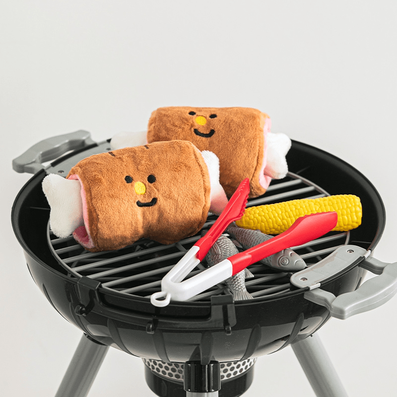 Barbeque Dog Toy
