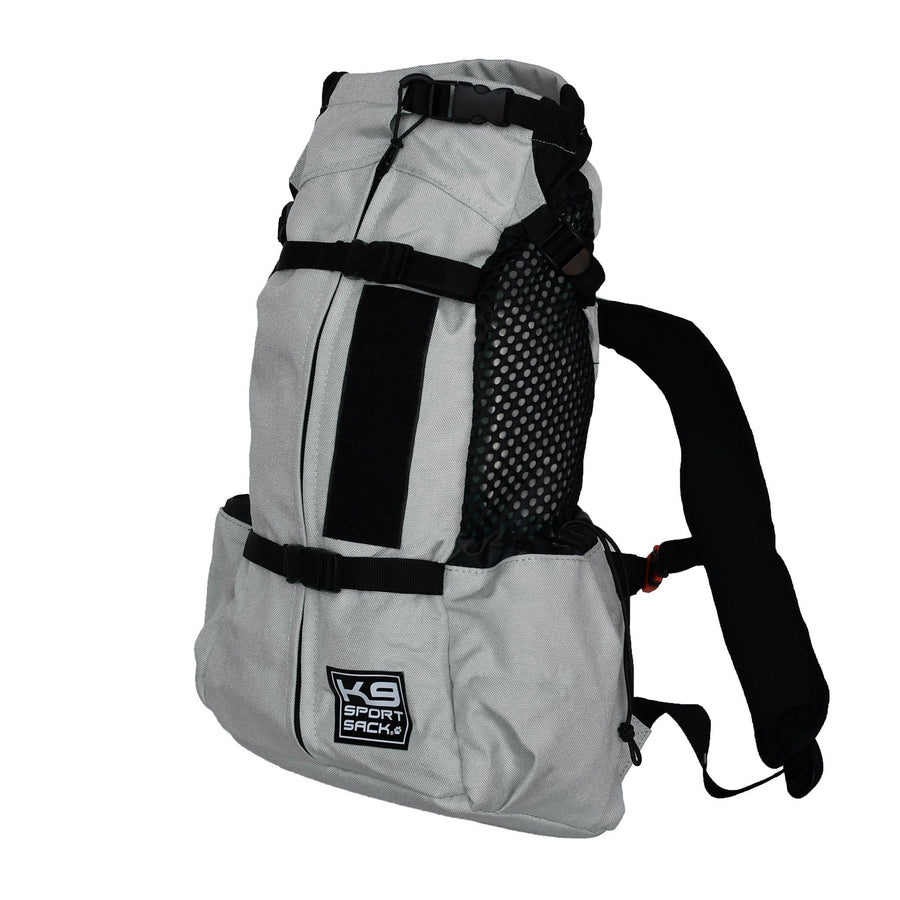 K9 Sport Sack Air 2 Dog Carrier Backpack - Light Grey Carrier K9 Sport Sack