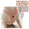BM Soft Harness - Dusty Rose