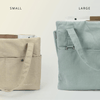 Large Day Bag - Stone Blue
