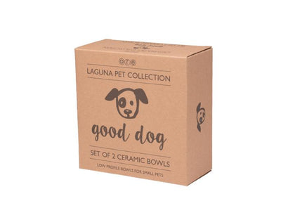 Laguna Dog Bowls - Set of 2