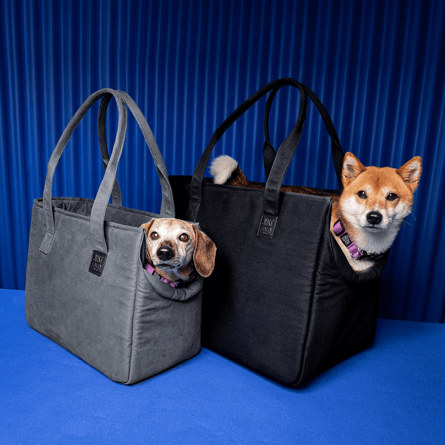 Weekend Tote Dog Carrier - 3 Colors!