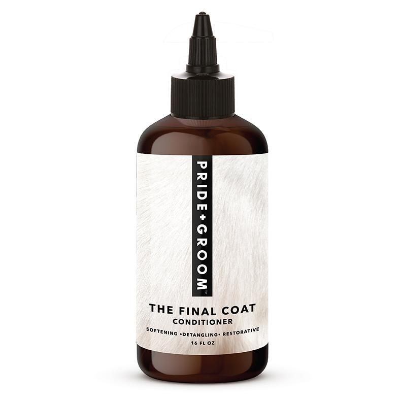 The Final Coat - Conditioner for Dogs Grooming Pride + Groom