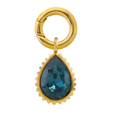 Queen Bee Blue Charm
