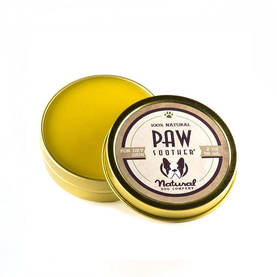 Paw Soother Tin Grooming Natural Dog Company