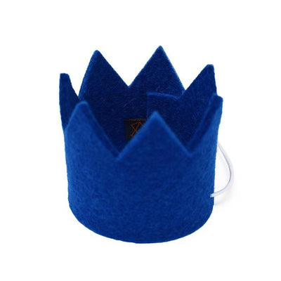 Party Beast Crown - Blue