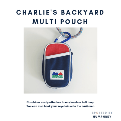 Multi Pouch - Grey