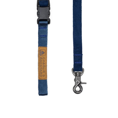 Charlie's Backyard - Easy Leash - Navy