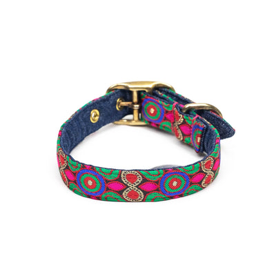Ari & M - Rose Brocade Collar