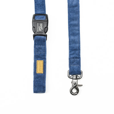 Charlie's Backyard - Field Leash - Navy
