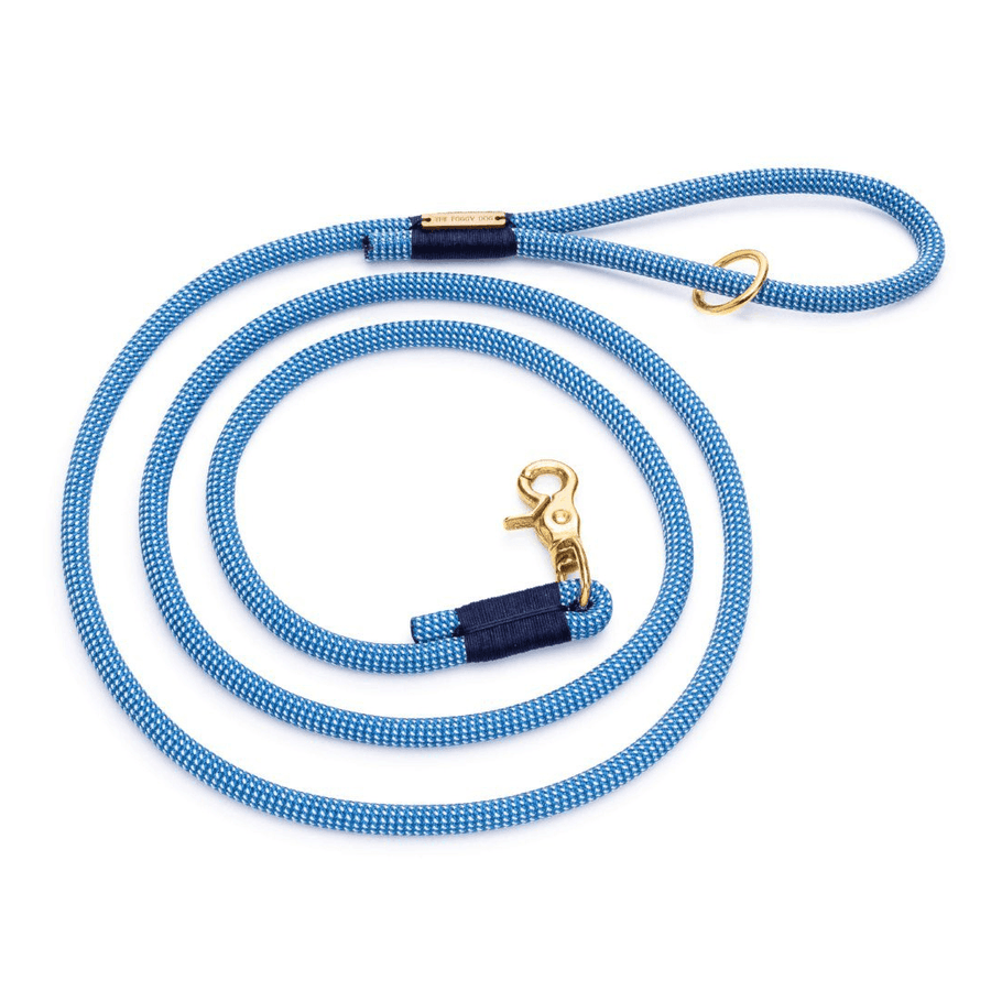 Lagoon Climbing Rope Dog Leash Leash The Foggy Dog
