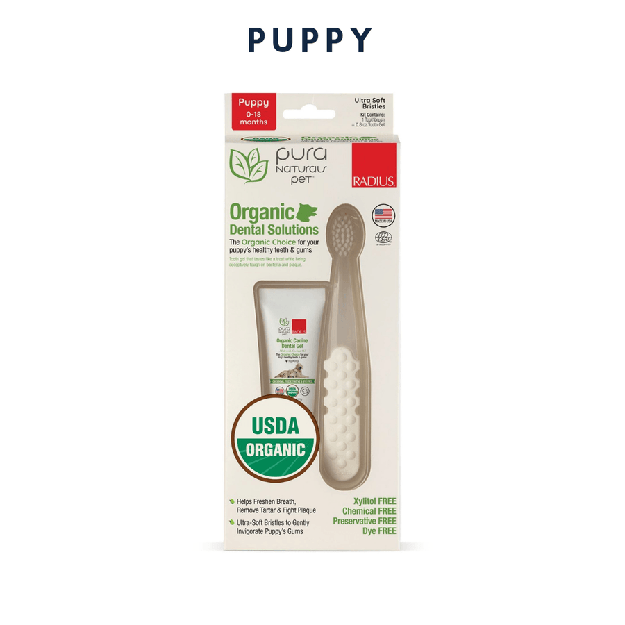 Organic Dental Solutions (for Senior Dogs)