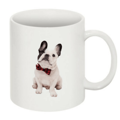Humphrey Collection - Red Bow-Tie Mug Mug Spotted Humphrey