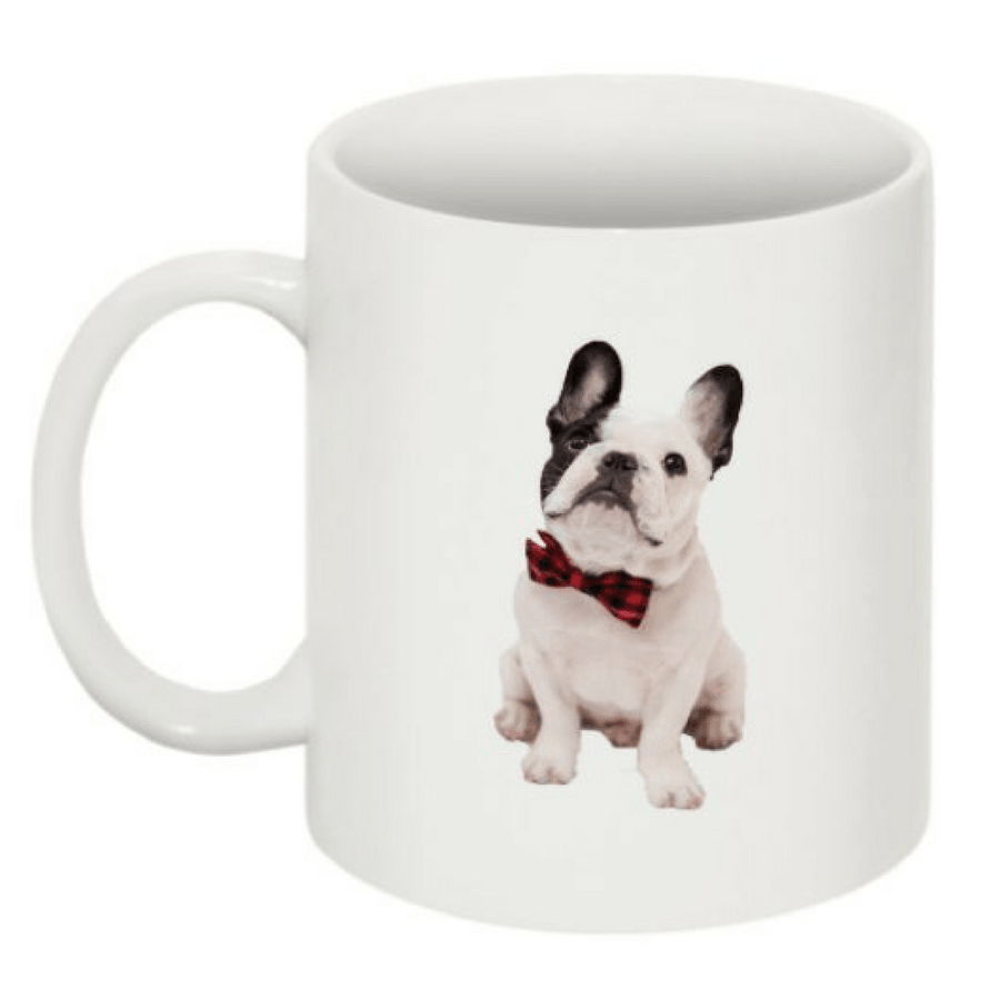 Humphrey Collection - Red Bow-Tie Mug