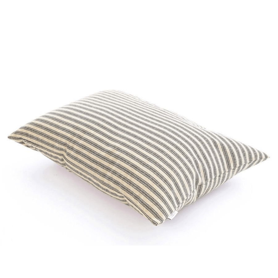 Ticking Stripe Dog Bed Cover