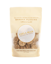 Banana Pudding All-Natural Dog Biscuits