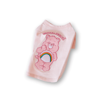 Care Bears Tee - Cheer Bear (Pink)