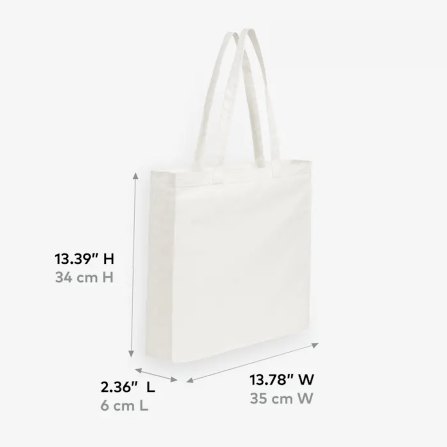 Spotted By Humphrey - Canvas Tote Bag