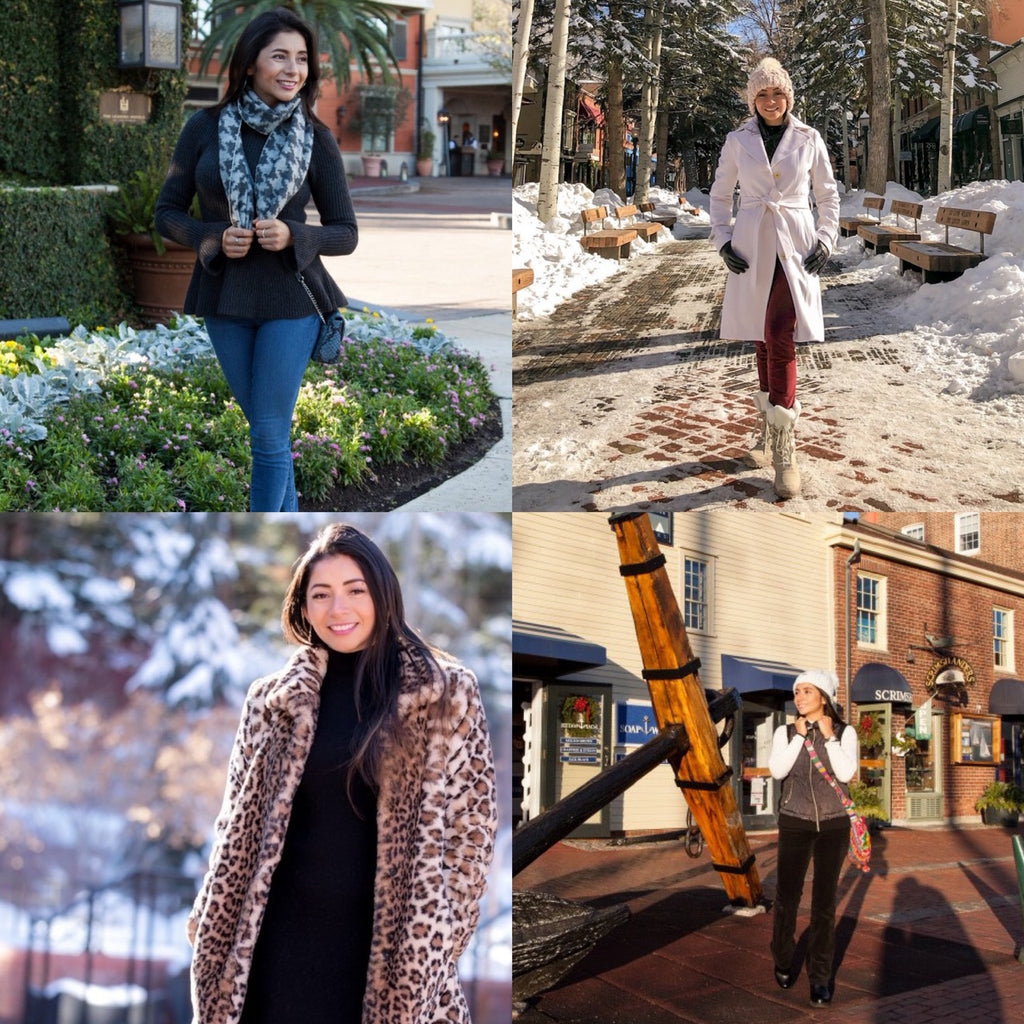 Winter Look Outfits