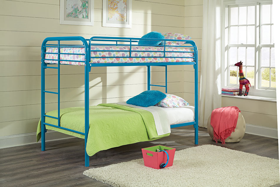 Contemporary Indianapolis Bunkbeds Lyonsgate Furniture