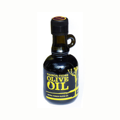 Taihoa Tides, 250ml KORONEIKI (Greek Variety) Organic Extra Virgin Olive Oil, Parua Bay, NZ - twisted-tree-nz-olive-oil