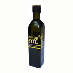 Taihoa Tides, 500ml FRANTOIO (Italian Variety) Organic Extra Virgin Olive Oil, Parua Bay, NZ - twisted-tree-nz-olive-oil