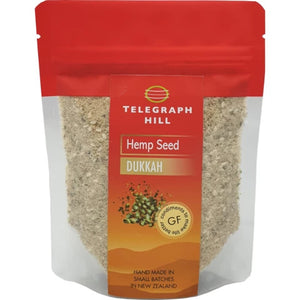 Telegraph Hill, 100g Hemp Seed Dukkah, Hastings, NZ - twisted-tree-nz-olive-oil