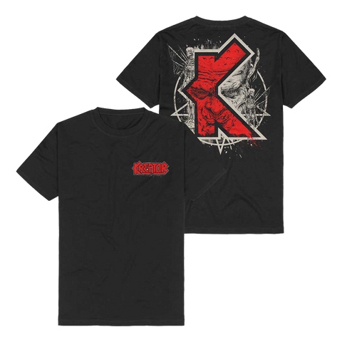 K-Line Pentagram Demon T-Shirt
