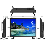 "24"" Full HD LED Television / with HD Tuner 12V/24V/240V"