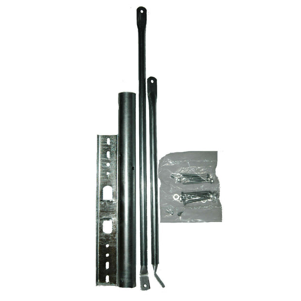 Roof Mounted Bracket for Satellite Dish 500mm - All parts are Galvanised! - Englaon Australia