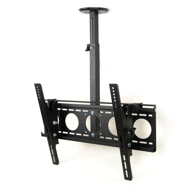 "Universal Tilt TV Ceiling Mount Bracket Design For 36-65"" TVs - Englaon Australia"