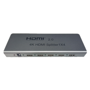 4K HDMI Splitter V2.0 1 Input  4 Output Supports Full 3D - Englaon Australia