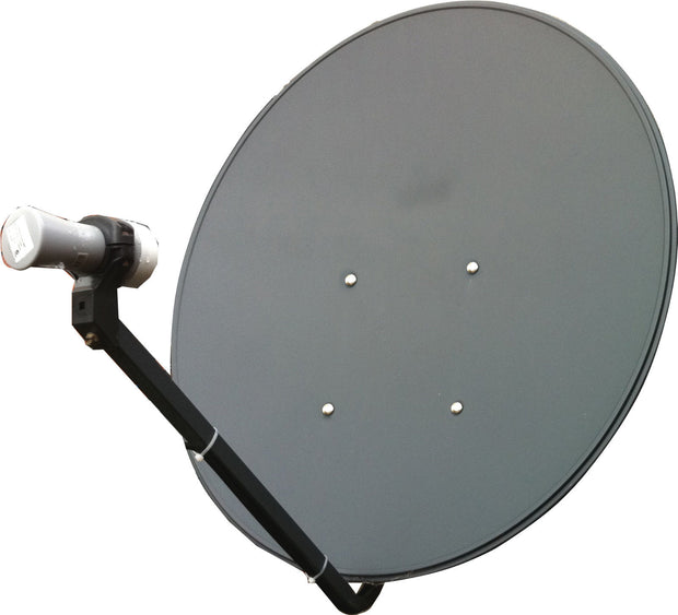 Satellite Dish 75cm KU Band - All Parts Are Galvanised! - Englaon Australia