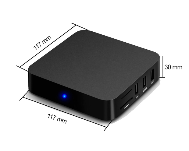 12V DC SMART TV BOX -  Make Your TV Smart - Englaon Australia