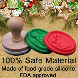 Silicone DIY Cookie Stamp