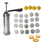 Manual Cookie Press Stamps
