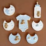 Baby Shower Cookie Cutters 3Pcs/Set