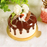 Round Cake Displays Tray 100pcs/Set