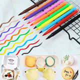 Edible Pigment Drawing Pens