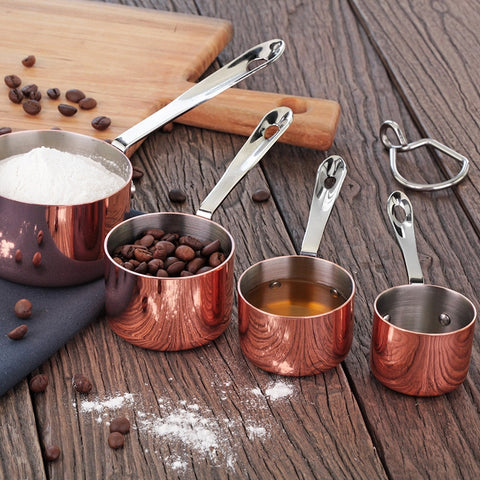 Stainless Steel Small Copper Pot