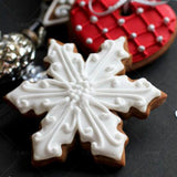 9 Pcs Christmas Snowflake Cookie Cutter