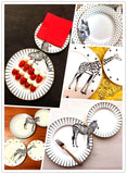 Animal Combined Plates Set