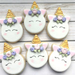 Unicorn Face Cookie Cutter
