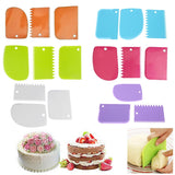 Cream Scraper & Teeth Edge 3PCS/Lot
