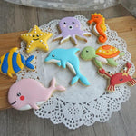 Cartoon Animals Biscuit Cookie Cutter