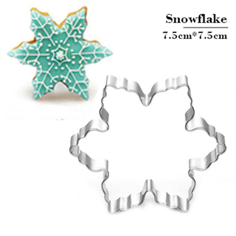 Christmas Cookie Fondant Cutter