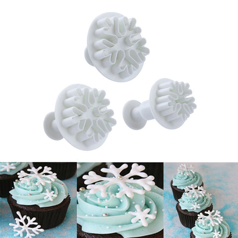 Christmas Fondant & Cookie Cutter